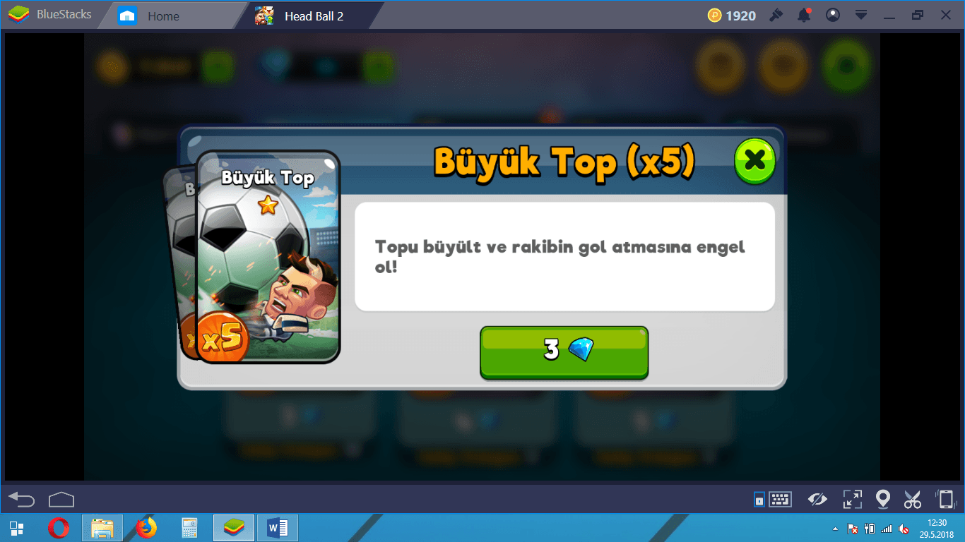 Kafa Topu 2 (Head Ball 2) Süper Güç Rehberi