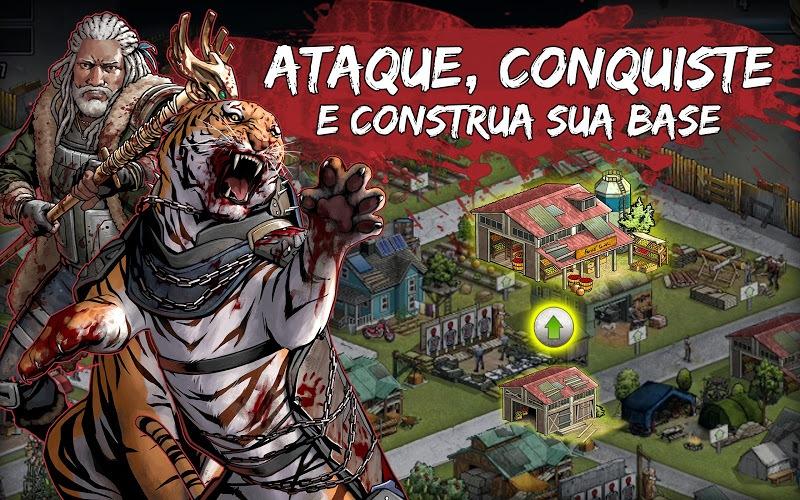 Jogue The Walking Dead: Jornada de Sobrevivência para PC 13