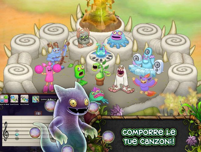 Jogue My Singing Monsters on pc 11