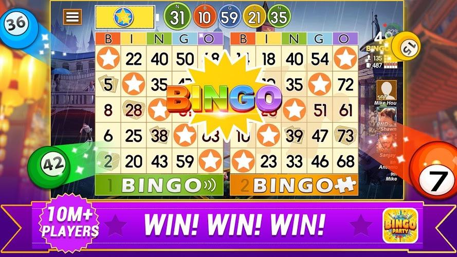 Play Bingo Party – Crazy Bingo Tour on PC 9