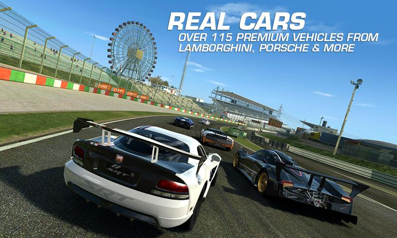 Download Real Racing 3 on PC with BlueStacks