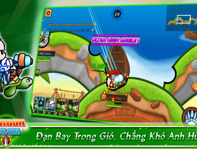 Chơi Gun Gun Online on PC 4