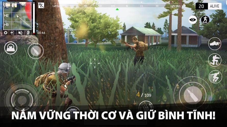 Chơi Last Battleground: Survival on PC 4