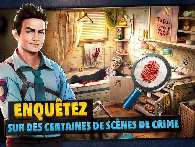 Jouez à  Criminal Case sur PC 8