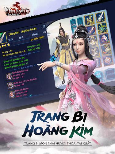 Chơi Võ Lâm Truyền Kỳ Mobile on PC 10