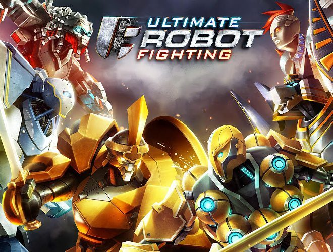Играй Ultimate Robot Fighting on pc 13