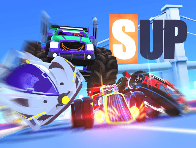 Play SUP Multiplayer Racing on PC 17
