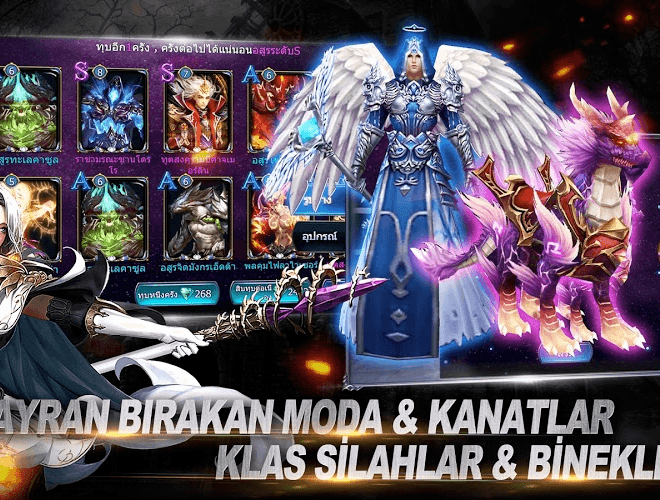 Goddess: Heroes of Chaos  İndirin ve PC'de Oynayın 5