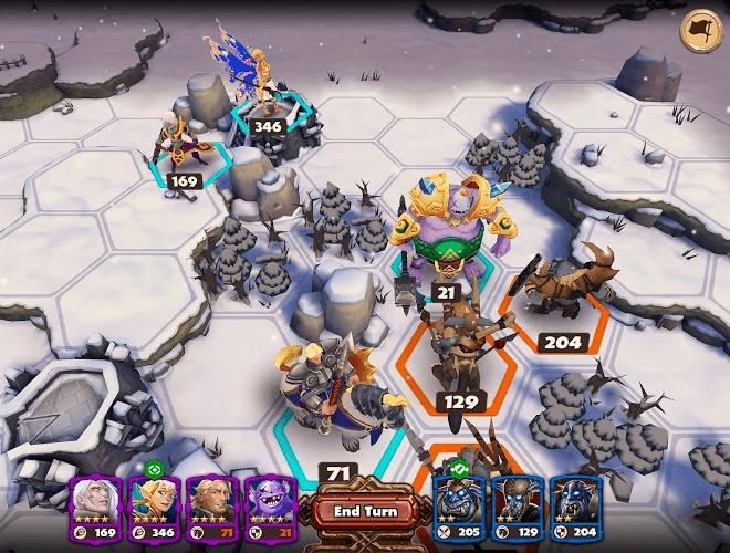Jouez à  Warlords of Aternum sur PC 16