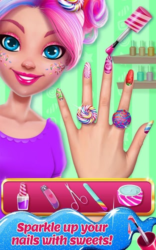 Play Candy Makeup – Sweet Salon on PC 3