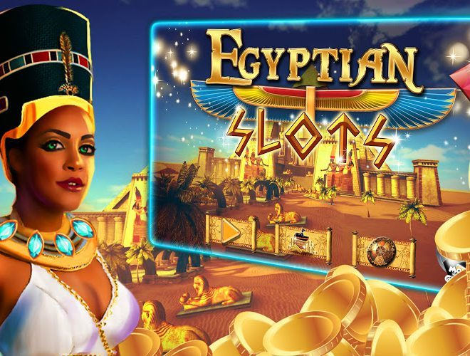 Play Egyptian Slots on pc 6