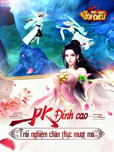 Chơi Anh Hùng Xạ Điêu on PC 6