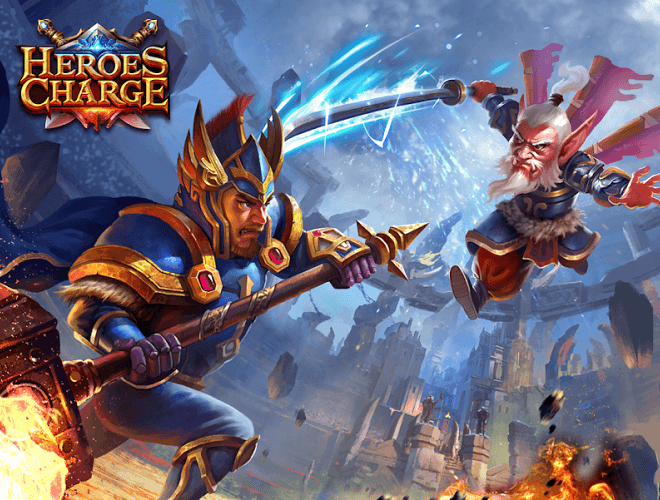Play Heroes Charge on PC 3