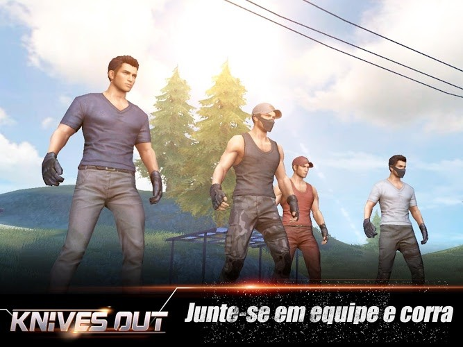 Jogue Knives Out para PC 11