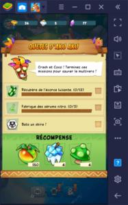 Guide du débutant pour Crash Bandicoot : On the Run – Tout ce qu'il faut savoir pour bien commencer