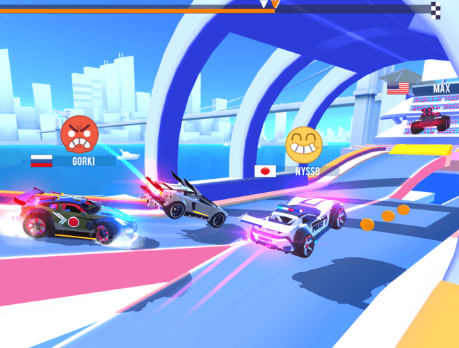 Play SUP Multiplayer Racing on PC 16