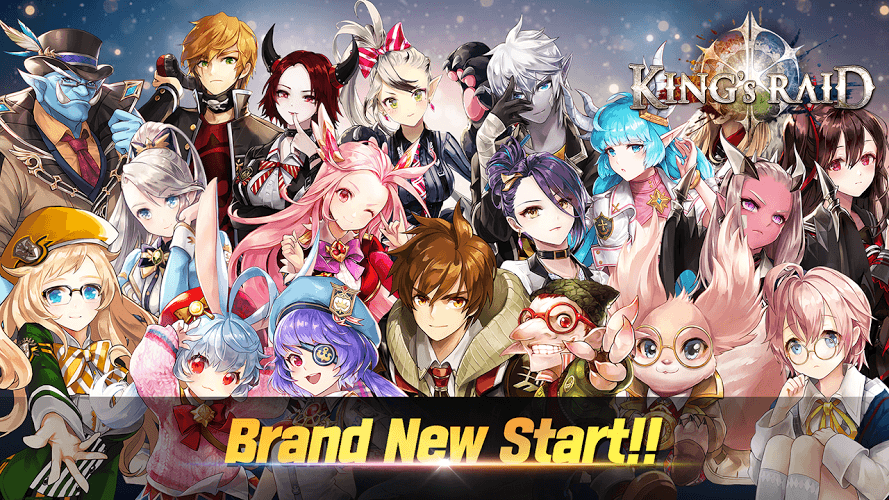 Play King's Raid on PC 7