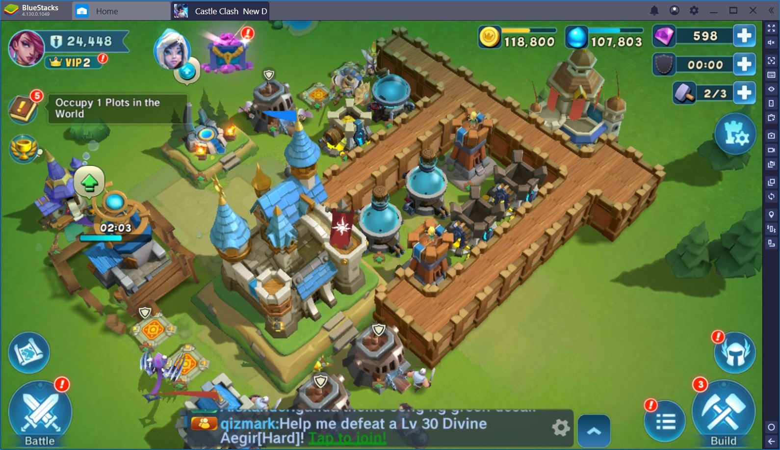 Castle Clash: New Dawn – How to Build a Stronger Base