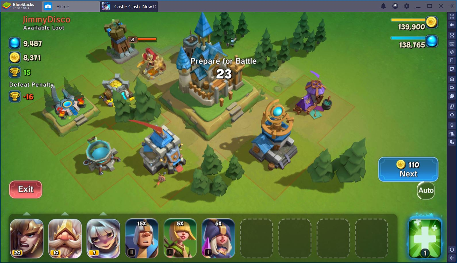 Castle Clash: New Dawn – The Starter Guide to Combat and Troops