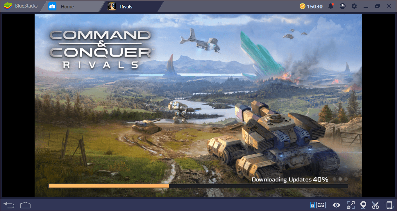Command & Conquer: Rivals PVP – How to Level Faster?