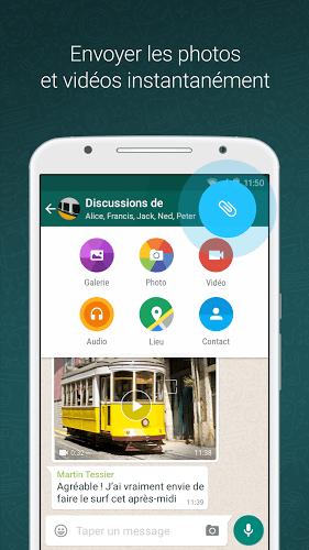 Jouez à  WhatsApp sur PC 3