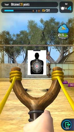 Играй Slingshot Championship На ПК 3