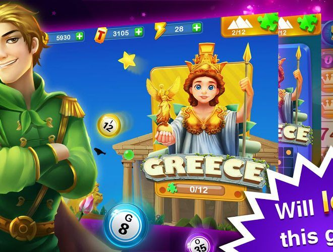 Play Bingo Free World Trip on PC 12