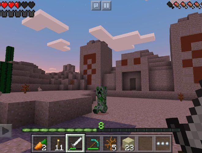Play Minecraft on PC 8
