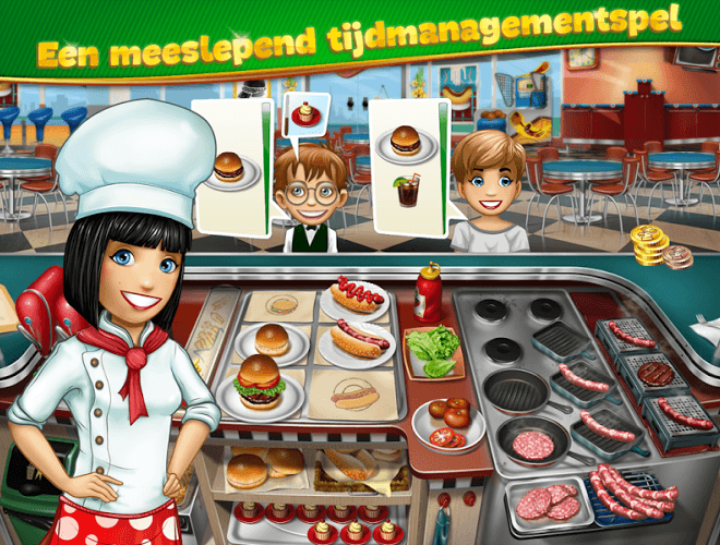 Speel Cooking Fever on PC 3