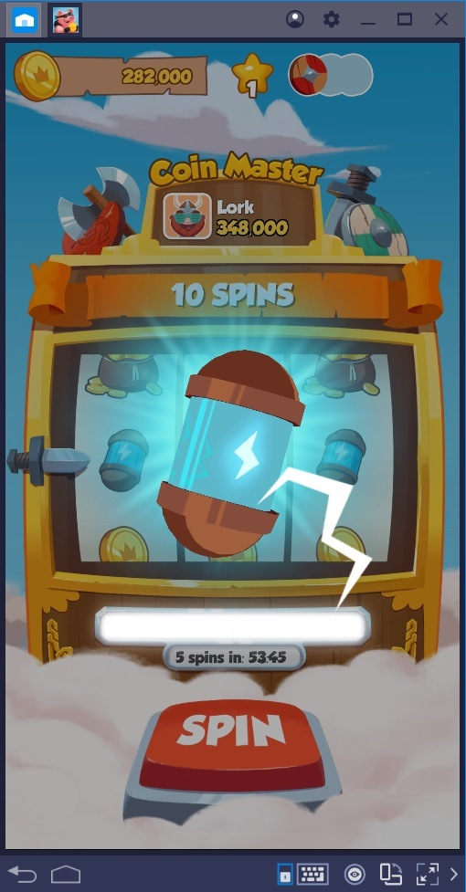 Coin Master: How to Get Rich for Free | BlueStacks 4