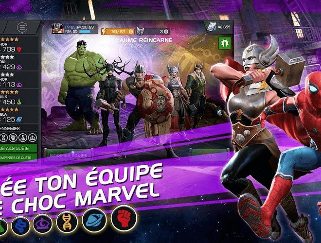 Jouez à  Marvel Contest of Champions sur PC 12