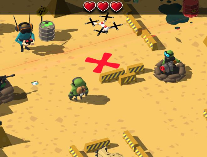Играй Bomb Hunters На ПК 20