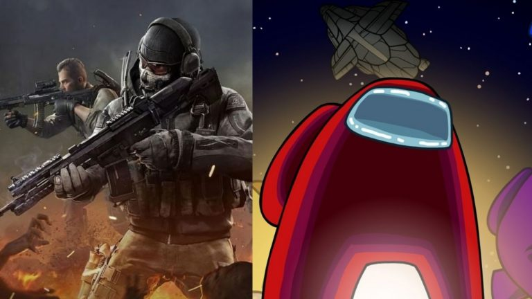 Among Us and Call of Duty: Mobile nominated for 'Best Mobile Game 2020'