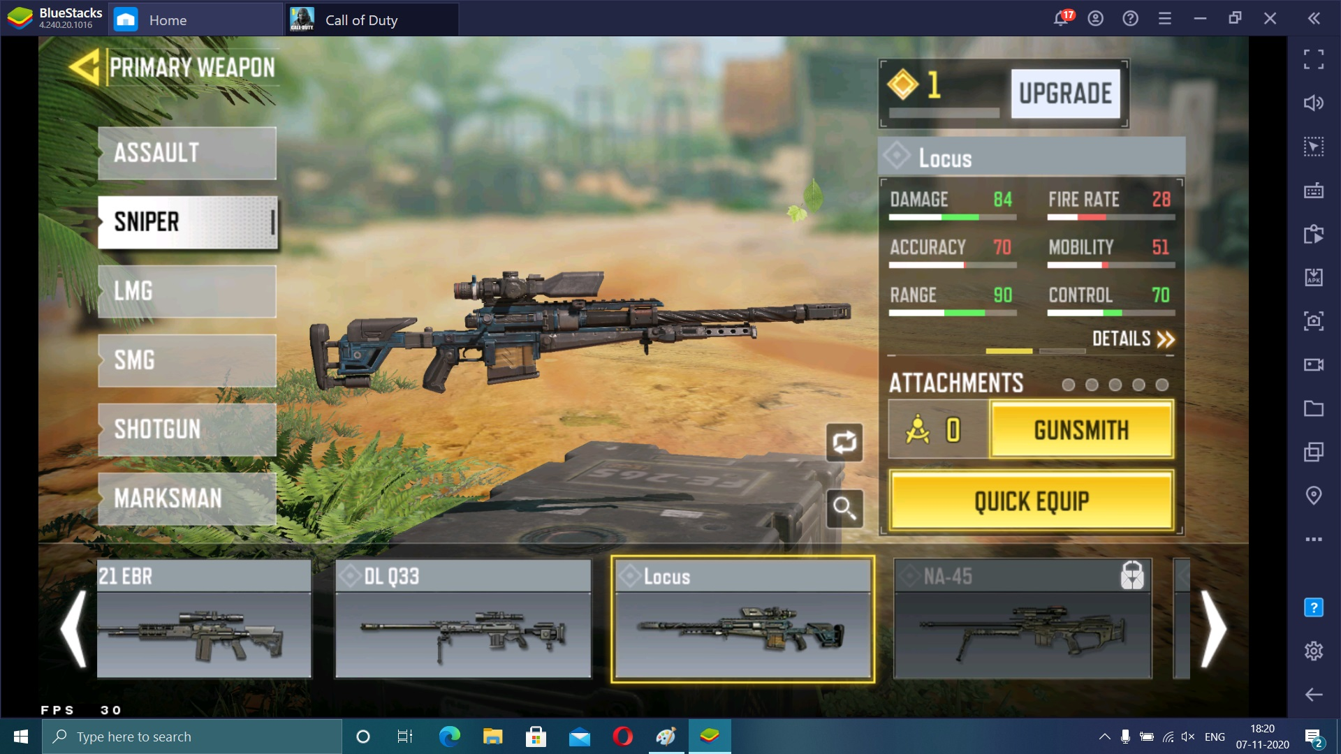 Call of Duty: Mobile – Most Underrated Weapons, Go Level Up That Locus Right Now!