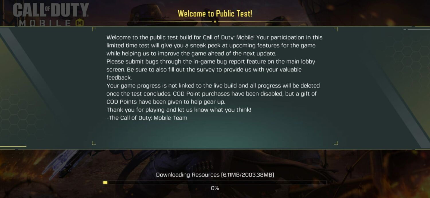 Call of Duty: Mobile Season 8 Test Build – What's In It And How To Download It