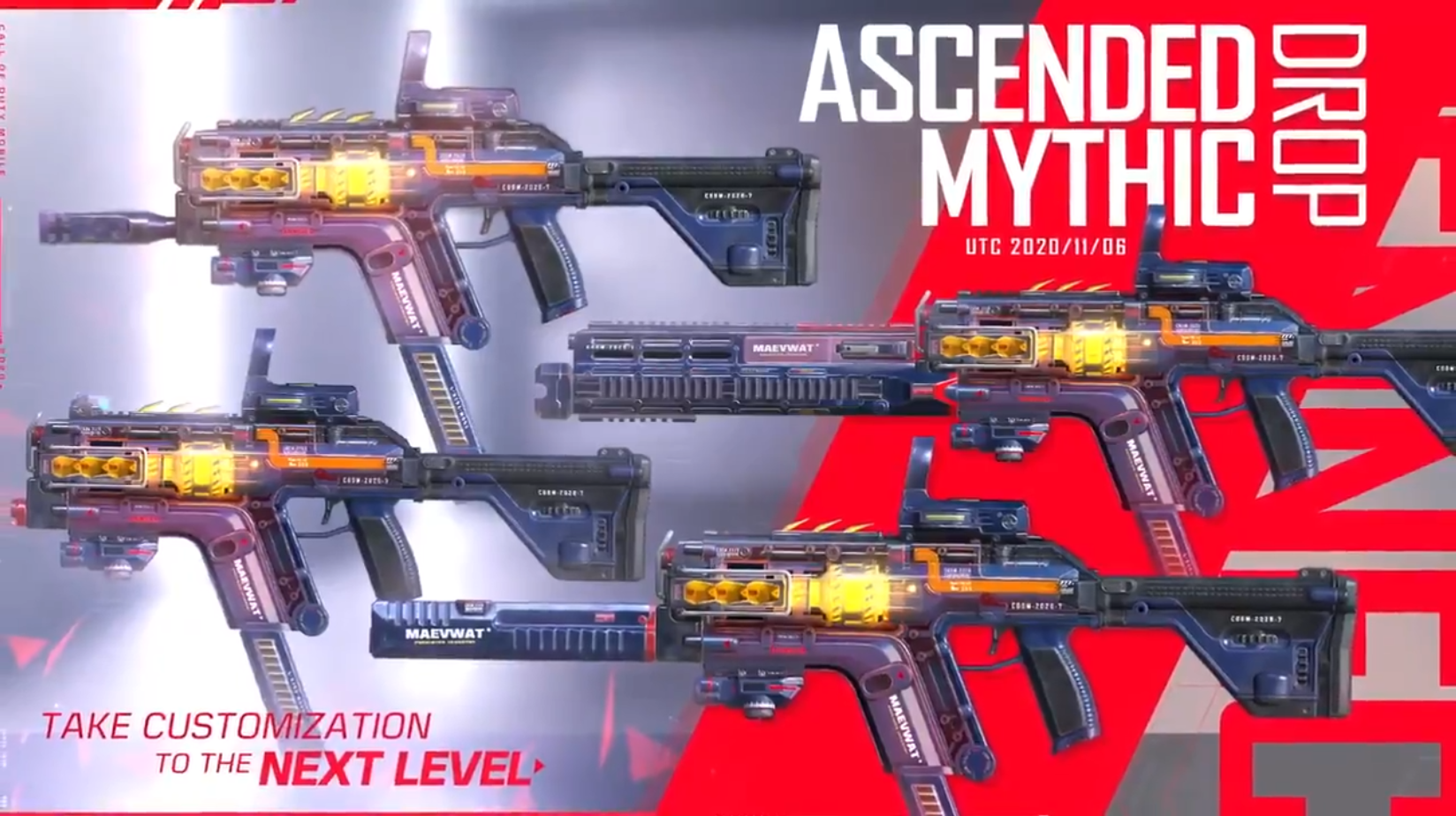 Call of Duty Mobile: The Very First Mythical Weapon in Store This Week