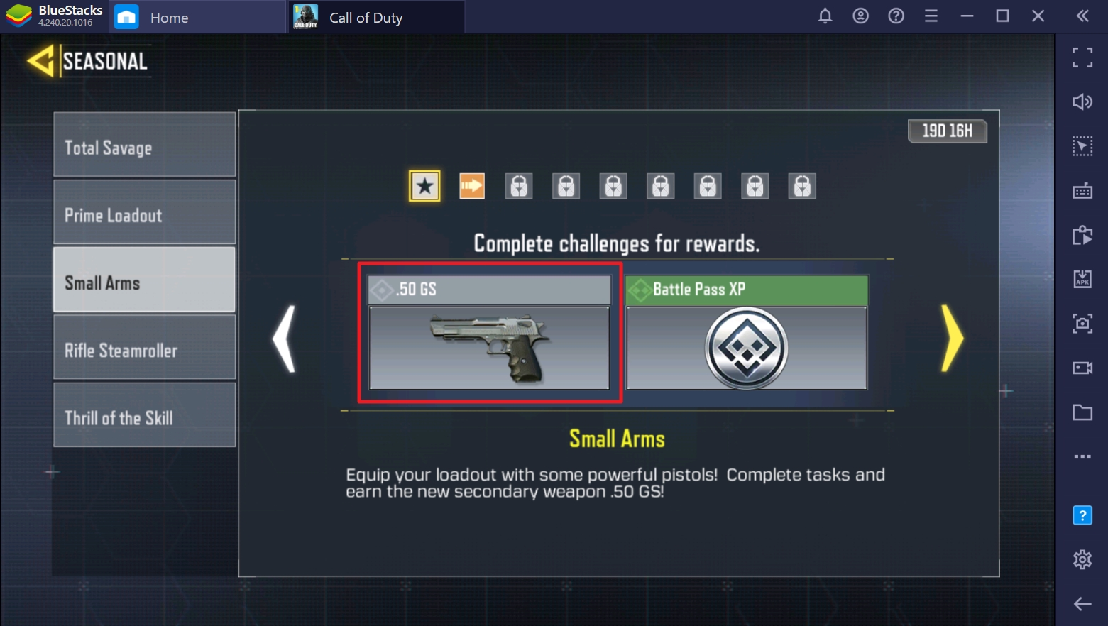 Call of Duty: Mobile – New Weapon: How to Unlock the .50 GS Pistol