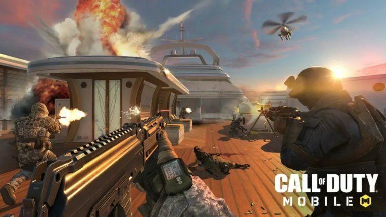 13 сезон Call of Duty: Mobile получит тестовый сервер