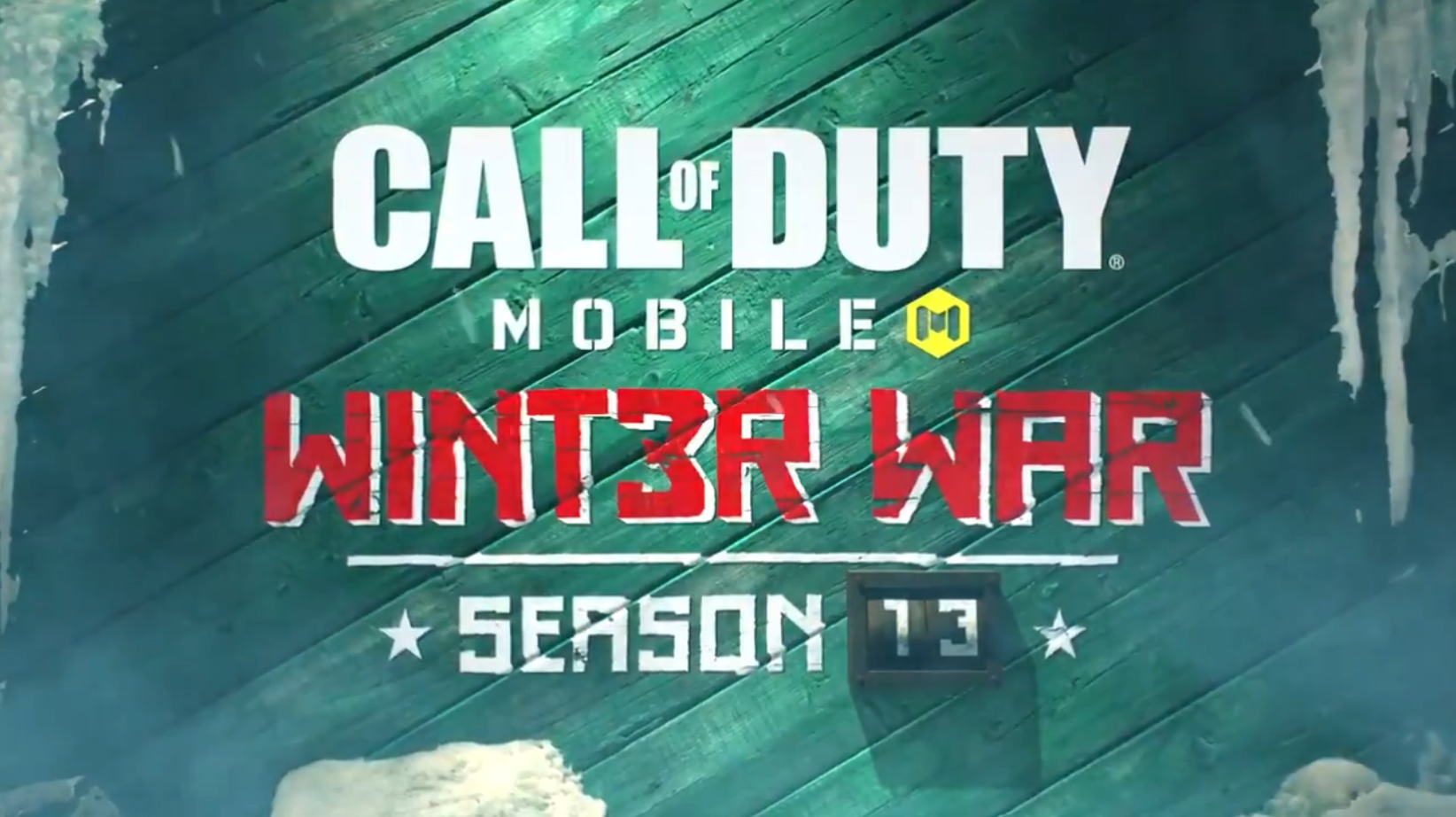 Call of Duty: Mobile Season 13 is titled 'Winter War'