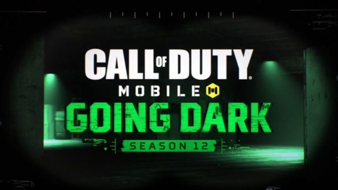 Call of Duty: Mobile Season 12 titled 'Going Dark' Coming This Week