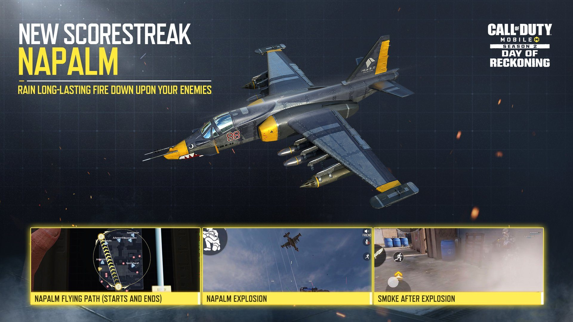 Everything You Need to Know About The Call of Duty: Mobile Season Two Update