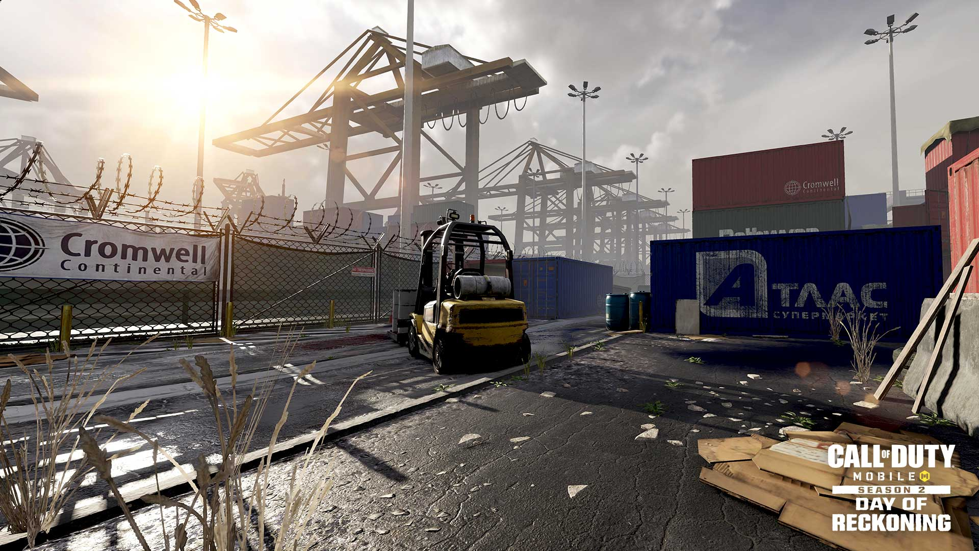 Call of Duty: Mobile to add modernized Shipment 2019 to map pool tomorrow