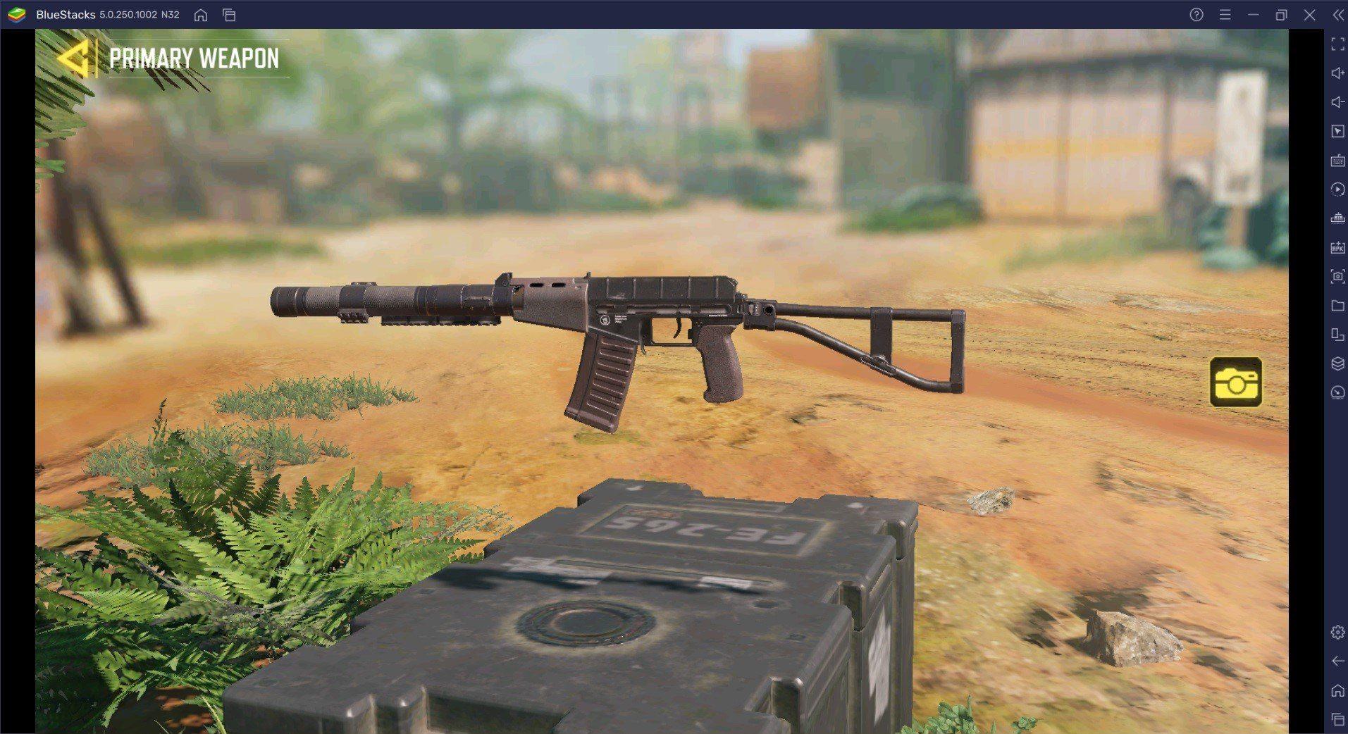 دليل البندقية للعبة Call of Duty: Mobile  – الموسم الخامس  – تعرّف على أفضل البنادق الجديدة
