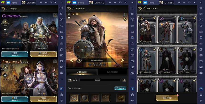 The Best Heroes in Clash of Empire – How to Unlock New Characters in This Mobile RTS