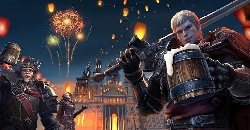 تعلن لعبة Clash Of Kings عن حزمة التوسيع السنوية لشهر تموز 2021