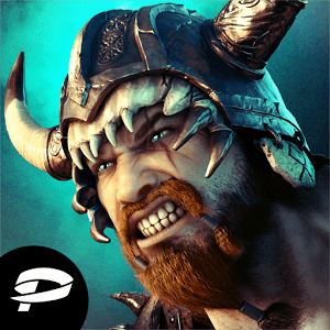 Play Vikings War of Clans on PC 1