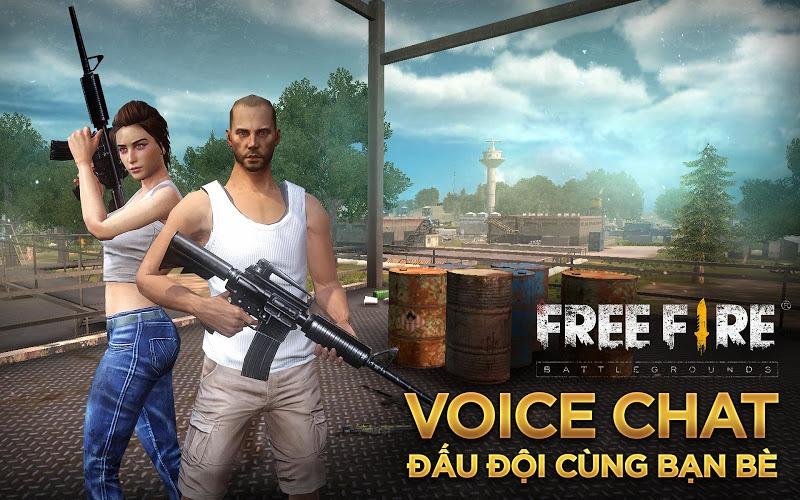 Chơi Free Fire – Battlegrounds on PC 10