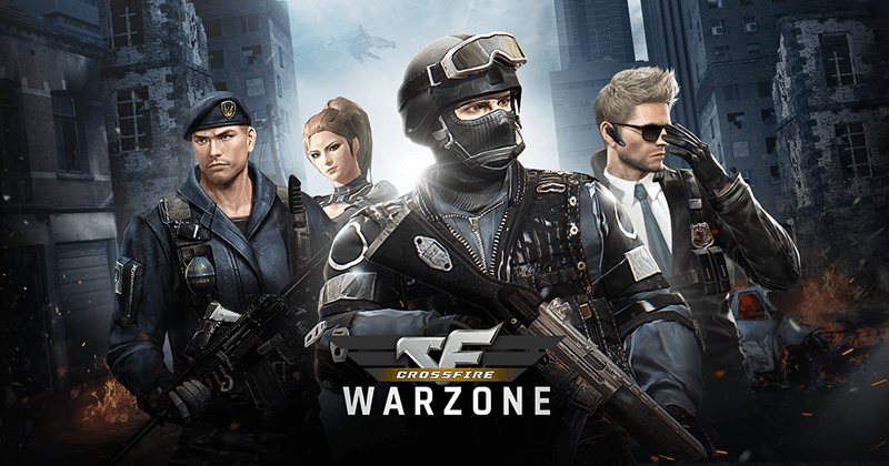 CrossFire: Warzone arrives with Latest Updates of New Character Alice and Cross-Server PvP Arena