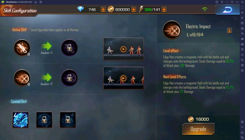 Guide BlueStacks pour Améliorer sa Puissance de Feu dans Contra Returns