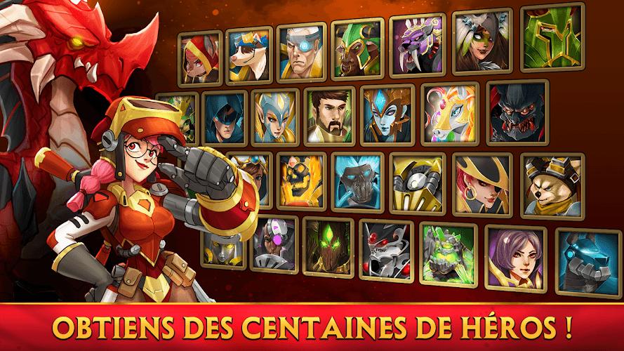 Jouez à  Alliance: Heroes of the Spire sur PC 4